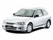 Mitsubishi Colt 1995-2002
