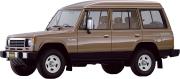 Mitsubishi Pajero 1982-1991-2000