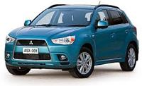 Mitsubishi ASX 2010-2015