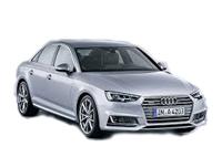 Audi A4 (B9) 2015-
