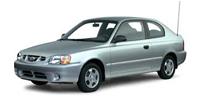 Hyundai Accent 1995-2006
