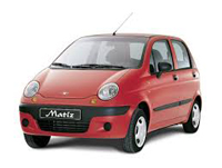 Daewoo Matiz 2005-