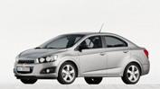 Chevrolet Aveo II sedan 2012-