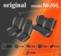 Авточехлы на сиденья Skoda Octavia A5 new