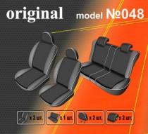 EMC-Elegant Авточехлы на сиденья Skoda Roomster