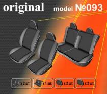 EMC-Elegant Авточехлы на сиденья SsangYong Rexton II