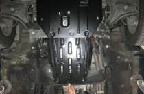 """Авто-Полигон DAIHATSU Terios 1,5л с 2007г. Защита КПП категории """"B"""""""
