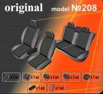 EMC-Elegant Авточехлы на сиденья Toyota Prado 150 5-и местная