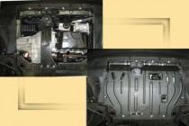 """Авто-Полигон DODGE Avenger 2,0л;2,4л с 2007г. Защита моторн. отс. ЗМО категории """"St"""""""
