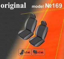 EMC-Elegant Авточехлы на сиденья Volkswagen Caddy (1+1) с 2004г