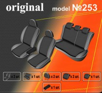 EMC-Elegant Авточехлы на сиденья Volkswagen Golf VI с 2010г