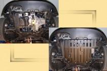 """Авто-Полигон DODGE Caliber 1,8л;2,0л;2,4л с 2006г. Защита моторн. отс. ЗМО категории """"St"""""""