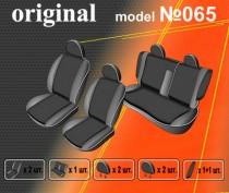 EMC-Elegant Авточехлы на сиденья Volkswagen Passat B5 sedan