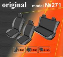 Авточехлы на сиденья ЗАЗ 1103 Славута 1999–2011