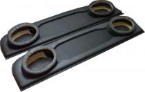 Probass Tuning Акустическая полка Ваз 2101 - 2106 - 2107 стандарт фанера черная