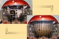 """Авто-Полигон FIAT Grande Punto 2006-2010г. Защита моторн. отс. категории """"E"""""""