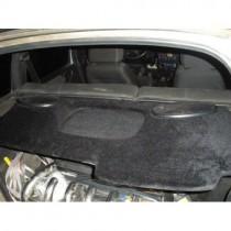 Probass Tuning Акустическая полка Niva Chevrolet пирамида фанера черная