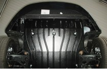"Авто-Полигон FIAT Punto 1.3D c2012- Защита моторн. Отс. категории ""E"""