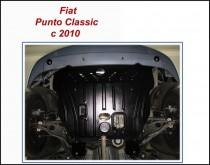 """Авто-Полигон FIAT Punto Classic 1,2МКПП с 2010 г. Защита моторн. отс. категории """"St"""""""