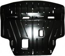 """Авто-Полигон FORD Fiesta 1,4 с 2009-;2013- Защита моторн. отс. категории """"E"""""""