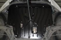"""Авто-Полигон FORD Fiesta 1,0;1,4D с 2013- Защита моторн. Отс. категории """"E"""""""