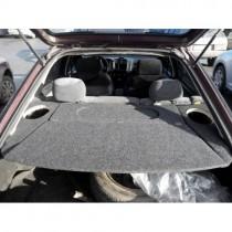 Акустическая полка Ford Sierra хэтчбэк с боковинами липучка в карпете