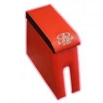 Probass Tuning Подлокотник Ваз 2101 - 2105 - 2106 - 2107 с вышивкой красный