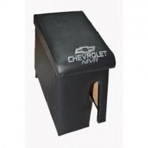 Probass Tuning Подлокотник Chevrolet Niva с вышивкой черный