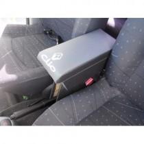 Probass Tuning Подлокотник Renault Clio 2005 г. серый с вышивкой