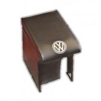 Probass Tuning Подлокотник Volkswagen caddy черный с вышивкой