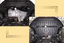 """Авто-Полигон FORD Mondeo 2,0;2,3;2,5л с 2007г. Защита моторн. отс. категории """"A"""""""