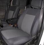 Prestige Чехлы на сидения Kia Rio 2011- делённый 1/3