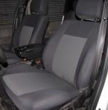 Prestige Чехлы на сидения Mitsubishi Outlander 2003, 2004, 2005, 2006, а также 2007 и 2008