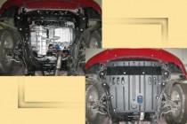 """Авто-Полигон HONDA Accord VIII 2,0л;2,4л;3,5л. с 2008г. Защита моторн. отс. категории """"St"""""""