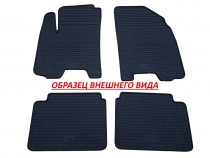 "Politera Ковры ""P/A""VW Polo sedan/hb 09-/Seat Ibiza 08- (CLASIC) кт_4шт"