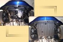 """Авто-Полигон HONDA FR-V 1,8л с 2005г. Защита моторн. отс. ЗМО категории """"St"""""""