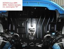 """Авто-Полигон HONDA Jazz 2009-2010г. Защита моторн. отс. категории """"St"""""""