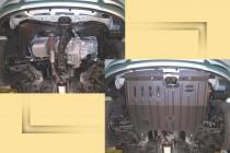 "Авто-Полигон HYUNDAI Matrix 1,6л с 2001г. Защита моторн. отс. категории ""St"""
