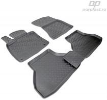 Unidec Коврики резиновые BMW X5 (E70)