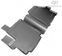 Unidec Коврики резиновые Citroen Jumper/Fiat Ducato/Peugeot Boxer 2006-