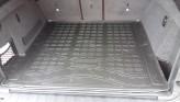 Норпласт Коврики в багажное отделение для  BMW X5  2013 полиуретановые
