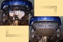 """Авто-Полигон HYUNDAI Tucson 2,0 с 2004-2010г. Защита моторн. отс. категории """"St"""""""