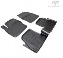 Unidec Коврики резиновые Ford Focus III 2011-
