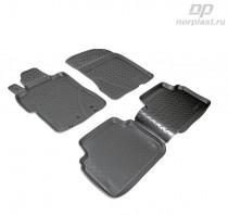 Коврики резиновые Honda Civic 2006-2012 4D