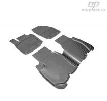 Unidec Коврики резиновые Honda Civic 2012- 5D