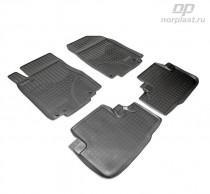 Unidec Коврики резиновые Honda CR-V 2012-