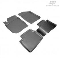 Unidec Коврики резиновые Hyundai Elantra HD 2007-2011