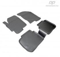 Unidec Коврики резиновые Hyundai Elantra XD