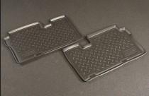 Unidec Коврики резиновые Hyundai ix55 3-й ряд