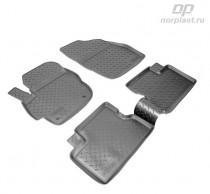 Unidec Коврики резиновые Mazda 3 2009-2013